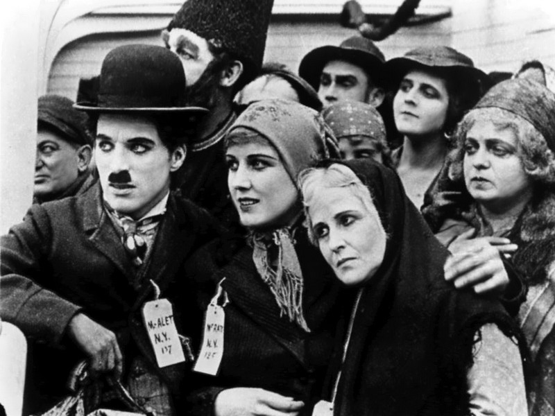 Charlie-Chaplin-The-Immigrant